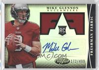 Freshman Fabric Signatures - Mike Glennon /499