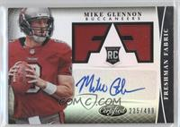 Freshman Fabric Signatures - Mike Glennon /499