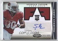 Freshman Fabric Signatures - Stepfan Taylor /499