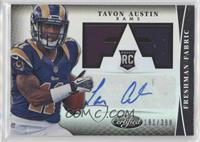 Freshman Fabric Signatures - Tavon Austin /399