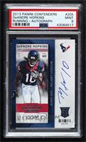 DeAndre Hopkins [PSA 9 MINT]