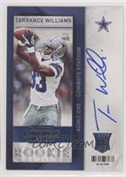 Terrance Williams (catching the ball)