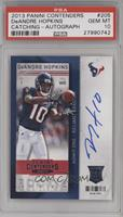 DeAndre Hopkins [PSA 10]