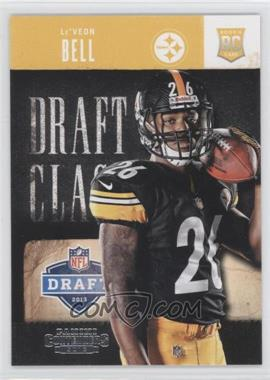 2013 Panini Contenders - Draft Class #8 - Le'Veon Bell