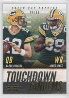 James Jones, Aaron Rodgers /99