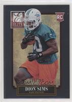 Dion Sims #/799