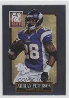 Adrian Peterson (uncorrected error: no number, should be 57)