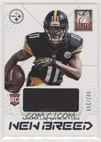 Markus Wheaton /399 [EX to NM]