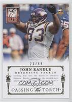John Randle, Jared Allen /49