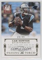 Andrew Luck, Cam Newton #/49
