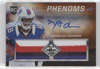 Marquise Goodwin #/299