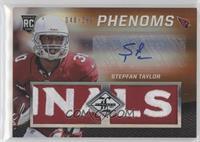 Stepfan Taylor #/299