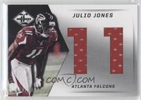 Julio Jones #/10