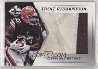 Trent Richardson #/25