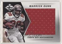 Warrick Dunn #/49