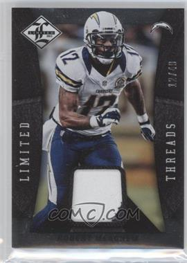 2013 Panini Limited - Limited Threads - Prime #81 - Robert Meachem /49