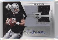 Tyler Wilson /49