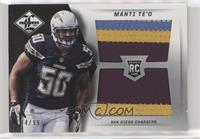 Manti Te'o [Good to VG‑EX] #/99