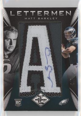 2013 Panini Limited - Rookie Lettermen #26 - Matt Barkley /7