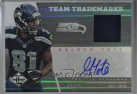 Golden Tate [Noted] #/25