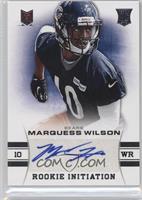 Marquess Wilson #/299