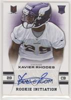 Xavier Rhodes #/299