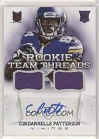 Cordarrelle Patterson /25 [EX to NM]
