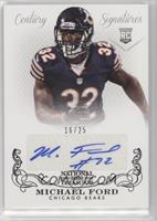 Michael Ford /25