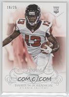 Darius Johnson #/25