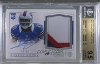 Robert Woods [BGS 9.5 GEM MINT] #/99