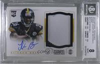 Le'Veon Bell /25 [BGS 8 NM‑MT]