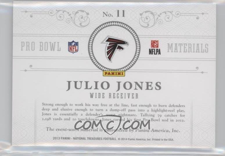 Julio Jones Pro Bowl 2013