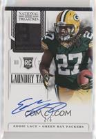 Eddie Lacy [EX to NM] #/5