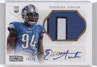 Ezekiel Ansah #19/25