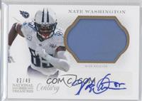 Nate Washington /49