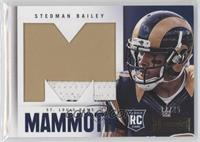 Stedman Bailey /25