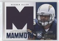 Keenan Allen #/99
