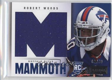 2013 Panini Playbook - Rookie Mammoth Materials #31 - Robert Woods /99