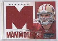 Vance McDonald /99