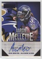 Aaron Mellette /25