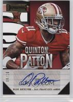 Quinton Patton /10