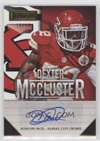 Dexter McCluster #/10