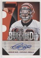 Rex Burkhead [Noted] #/299