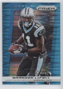 2013 Panini Prizm - [Base] - Light Blue Pulsar Prizms #135 - Brandon LaFell