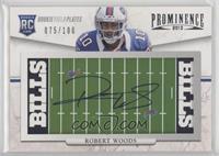 Robert Woods /100