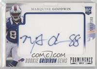Marquise Goodwin /105
