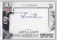 Tyler Wilson #/102