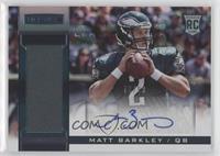 Matt Barkley #/99