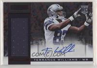 Terrance Williams #/99