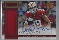 Vance McDonald [Noted] #/99